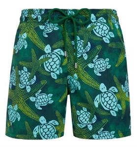 Starlettes & Turtles Swim Shorts