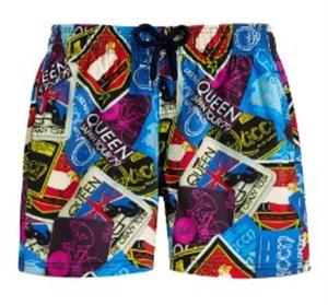 Vilebrequin x Queen Swim Shorts