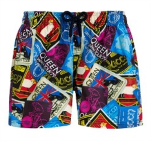 Vilebrequin x Queen Swim Shorts (Boy)