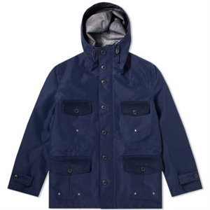 OXFORD GORE-TEX HOODED JACKET