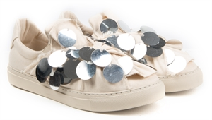 PAILLETTES BOW SNEAKERS