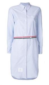 Button-Down Shirt Dress
