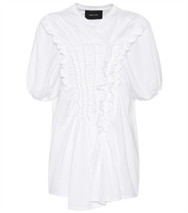 Smocked front T-Shirt