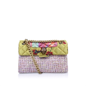 Fabric Kensington Bag