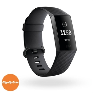 FITBIT CHARGE 3 CORE BLACK