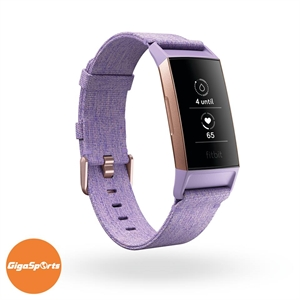FITBIT CHARGE 3LAVENDER ROSE GOLD