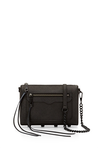 AVERY CROSSBODY BLACK
