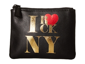 BETTY POUCH  I ROCK NY BLACK