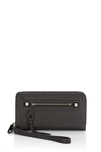 REGAN PHONE WALLET BLACK
