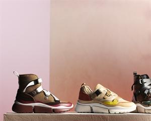 Sonnie High Top Sneaker