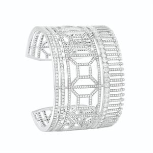 Boucheron Quatre Radiant Edition Cuff Bracelet
