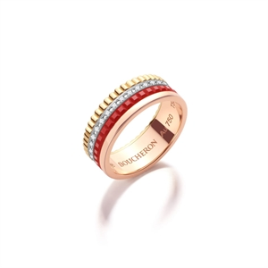 Boucheron Quatre Red Edition Ring
