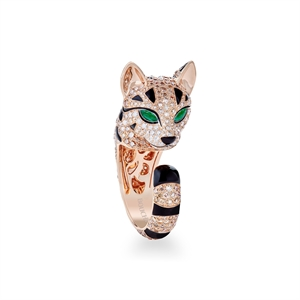 Boucheron Fuzzy, The Leopard Cat Ring