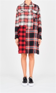 Patched Tartan Sh Dr