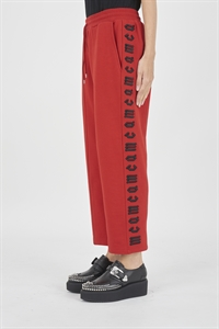 GOTHIC RECUT CROPPED PANTS