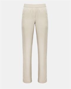 Silk Pull-On Track Pant