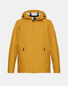 Triple-Layer Poplin Hooded Jacket