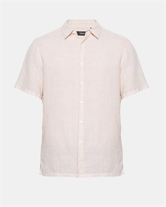 Linen Standard-Fit Short-Sleeve Shirt
