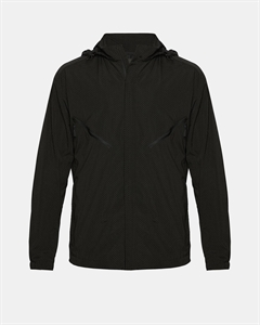 Reflective Nylon Track Jacket