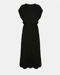 MIXED STITCH MAXI DRESS