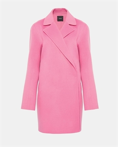 Double-Faced Wool-Cashmere Boy Coat