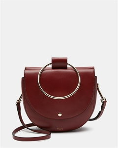 WHITNEY BAG IN LEATHER