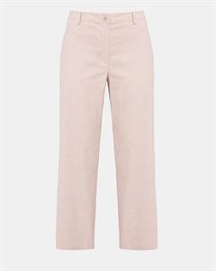 Organic Crunch Linen Fluid Pant