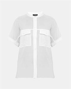 Cotton Cargo Shirt