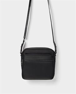 SMART BLACK MINI CROSSBODY BAG