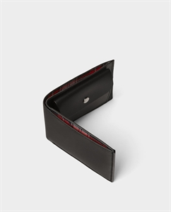 BILL-FOLD WALLET WITH COIN PURSE