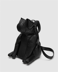 DOG-SHAPED CROSSBODY BAG