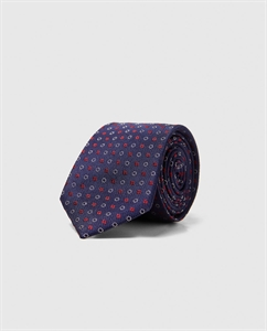 WIDE PATTERNED TIE