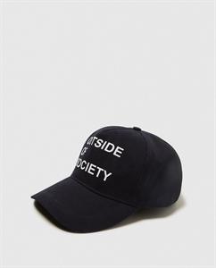 PLAIN CAP WITH SLOGAN