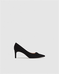 COURT SHOES WITH BOW