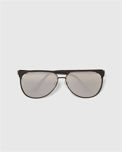 METAL MIRROR LENS SUNGLASSES
