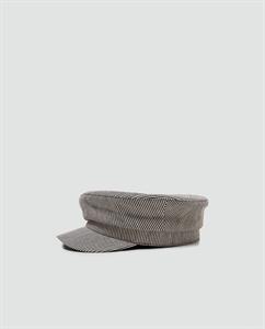 STRIPED NAUTICAL CAP