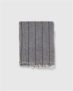 VERTICAL STRIPED SCARF