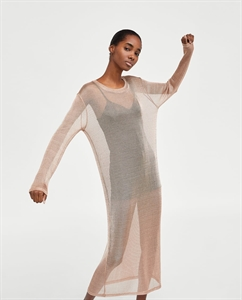 SPECIAL GARMENT STRAPPY JUMPSUIT