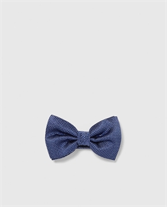 EMBELLISHED TEXTURED WEAVE BOW TIE