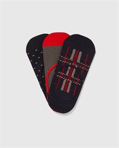 PACK OF NO SHOW SOCKS