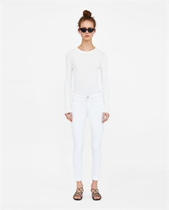 JEANS SKINNY PURE WHITE