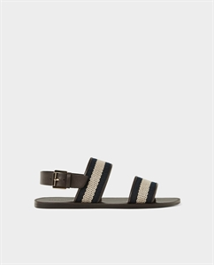 SANDALS WITH DOUBLE STRAP