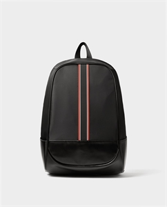 BLACK TECHNICAL BACKPACK