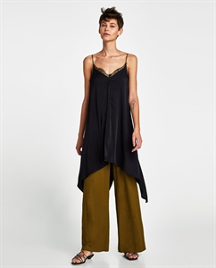 LONG CAMISOLE TOP