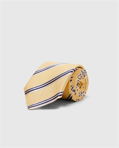 STRIPED WIDE TIE