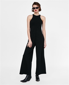 WIDE-LEG JUMPSUIT