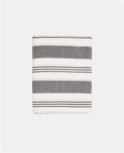 NATURAL COLLECTION STRIPED SCARF