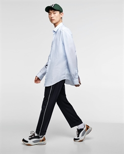JOGGING TROUSERS WITH PIPING