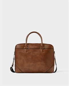 DOUBLE ZIP BRIEFCASE