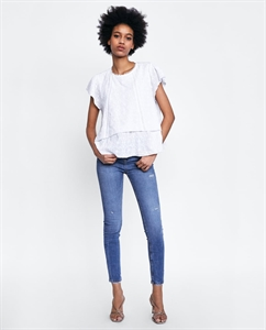JEANS NEW SKINNY NATURAL BLUE